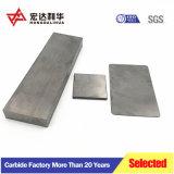 Piastrine del carburo di tungsteno di alta qualità K05/K10/K20/K30/K40