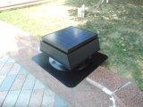Inicio de 15 vatios de energía solar Ehaust ventilación Ventilador con panel solar