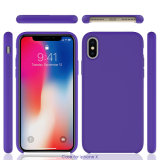 iPhone x를 위한 본래 Liquid Silicone Cell Phone Case