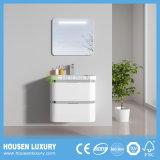 2018 Interruptor de Toque LED quente PVC Pintura de alto brilho Arc armário de banheiro HS-P1104-600