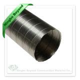 Gaine souple en aluminium Semi-Rigid pour HVAC