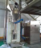 El polvo de semi-automático sistema de ensacado y máquina de embalaje