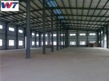 Taller de prefabricados de estructura de acero/acero Construcción