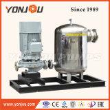 Pompa di spinta di pressione dell'acqua calda