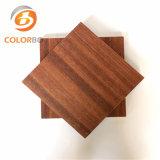 Panneaux décoratifs en bois en bois Panneaux d'isolation acoustique