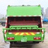 8m3 10t recusar Compactador de lixo de pequeno veículo de compressão