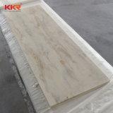 Comercio al por mayor de los paneles de ducha de pared artificial acrílico hojas de una superficie sólida