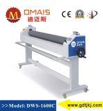Manual de grande formato DMS fria e quente da máquina de laminação de filme