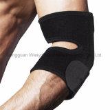 Qualité respirante Sports coude en néoprène Sleeve Coudière les sangles de coude coude encapsule le manchon du bras de support de bras