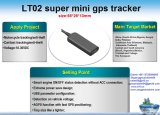 GPS pequeno Trackers para carros e motos Software em Tempo Real Lt02-Ez