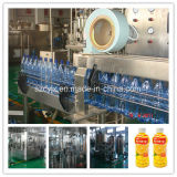 Machine de remplissage de jus d'eau chaude pour boisson de jus de fruits orange La ligne de production