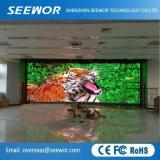 Poids léger P6mm affichage LED pour la publicité de plein air