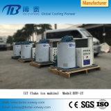 Suply fábrica de alta calidad de copos de tamaño mini 1t Máquina de hielo para uso comercial