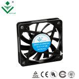 60x60x10mm de grosor Mini 12V DC Motor del ventilador 60mm Ventilador Eléctrico para refrigerador Fuente 6010