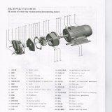Sk-0.2 0,75 KW sola etapa la bomba de vacío de anillo líquido para la máquina de llenado de cápsulas