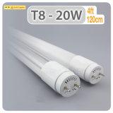 El tubo de vidrio de LED de iluminación LED Lámpara de tubo fluorescente LED 18W luz TUBO TUBO LED T8