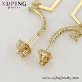 Or Xuping Pearl Earrings au Népal, de gros de bijoux Bijouterie simple de la Chine