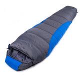 熱い販売の単一の暖かい屋外スポーツのキャンプの寝袋
