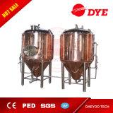 Strumentazione domestica di fermentazione del fermentatore della macchina 1000L della birra dello specchio SUS304