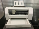 Folha de etiquetas adesivas morrem potente máquina de corte