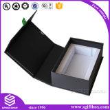 Rectángulo de papel de empaquetado de Prefume del regalo plegable de encargo de la ropa
