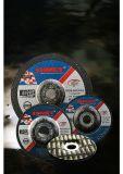 Цвет 105X2.5X16.0mm подавленный колеса шлифовки центров зеленый