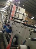 Machine d'impression flexographique avec sécheur UV