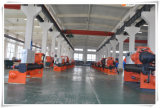 220kw 220wsm4の高性能のIndustria PVC突き出る機械のための水によって冷却されるねじスリラー
