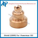 Винты с головкой щитка 220992 для плазменной резки горелки материалы 105A