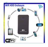 携帯用WiFiハード・ドライブ機構