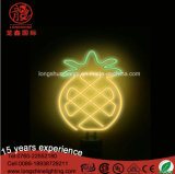 Het Licht van de Lijst van het Teken van het Neon van de LEIDENE 50cm 220V 12V Ananas van Wolken voor Bureau
