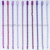 卸売2X150mmの金属球の鎖、こつの札の鋼球の鎖