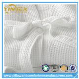 ロゴデザインホテルおよびグループの暑さの夏の使用のワッフルの浴衣をカスタマイズしなさい