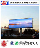 Publicidad video de la pantalla a todo color del alto brillo LED de SMD P8