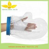 PU bandagem impermeável Protector para chuveiro