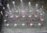 Fonte ao ar livre interna ou do jardim do uso da decoração de água da fonte da venda quente pequena da música