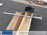 Bomba de barril de cabeza de baja elevación de viscosidad baja Ss316L