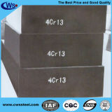 Plaque en acier 1.2083 de moulage en plastique d'acier allié