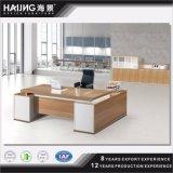 簡単なカラーによってカスタマイズされるオフィス表、マネージャの机及び管理表