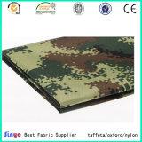 Tecido Cordura revestido de PVC de alta resistência 1200d com camuflagem impresso