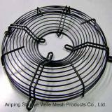 축 팬 덮개를 위한 PVC에 의하여 입히는 직류 전기를 통한 금속 팬 석쇠 Gurad