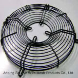 Kurbelgehäuse-Belüftung beschichtetes galvanisiertes Metallventilator-Gitter Gurad für axialen Ventilator-Deckel
