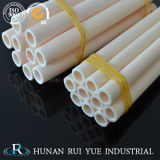 La alúmina de alta 99-99.7% de los tubos y el tubo de protección de termopar