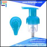 30/410 di pompa di schiumatura di plastica blu dei pp per la pulitrice facciale