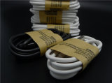 para el cable de carga del teléfono móvil de los datos universales androides del dril de algodón