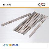 電動機の長いシャフトを機械で造る中国の工場CNC