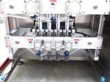 Diverse Semi Vloeibare Pindakaas/Verpakkende Machine van de Stok van de Steeg van het Deeg van de Sesam de Multi