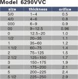 Модельное 6290vvc Херрис режа конец отверстия 0.5-2.9