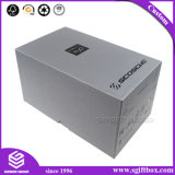 Бумаги черноты сусального золота высокого качества коробка подарка изготовленный на заказ роскошная упаковывая