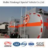 10,5 Cbm Dongfeng Euro 4 Fuel Tank Truck